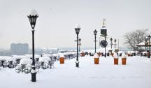 Winter in Novi Sad