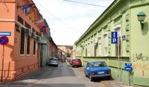 Улице у Новом Саду