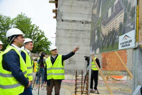 Нови Сад уложио 200 милиона динара у објекте социјалног становања