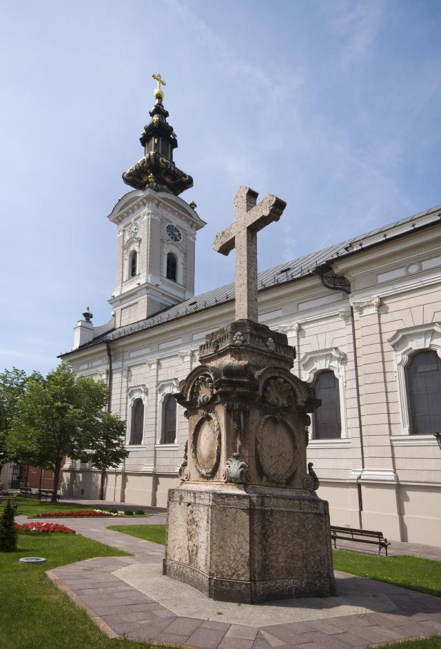 Spomenici Novog Sada Sabornacrkvasvetoggeorgija-ugaozmajjovineipasiceveulice-2